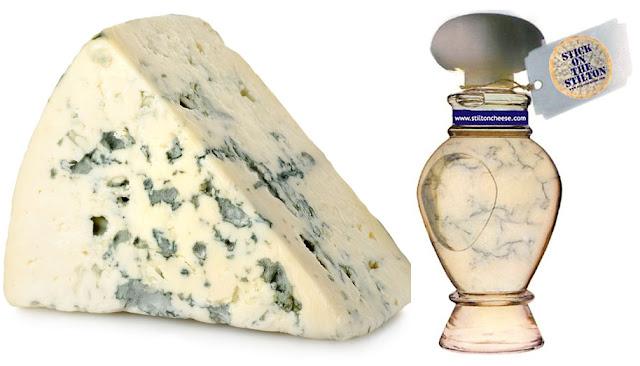 parfum unik dengan aroma bau keju yang menyengat