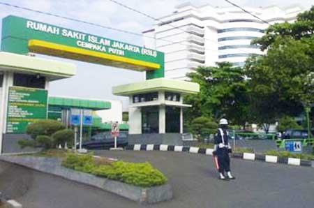 Alamat & Nomor Telepon RS Jakarta Islamic Hospital