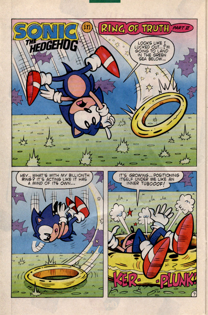 Read online Sonic The Hedgehog comic -  Issue #35 - 8