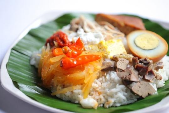 Resep nasi liwet tradisional