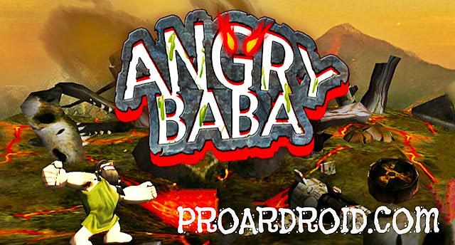 لعبة Angry BaBa: Hit & Far away Apk v2.31 كاملة للاندرويد (اخر اصدار) logo