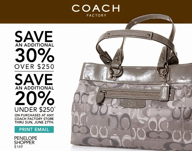 the coach store outlet d3da  Coach Coupons Outlet Online Factory