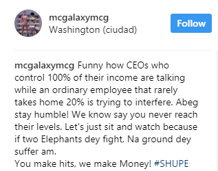 """Stay humble""- MC Galaxy advices Tekno"