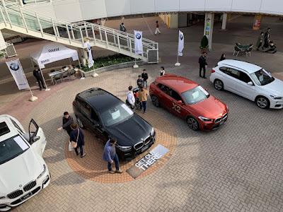 BMW特別展示会開催!