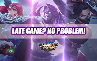 Hero Marksman Terbaik Late Game: Epic Come Back Is Real Terbaru 2018
