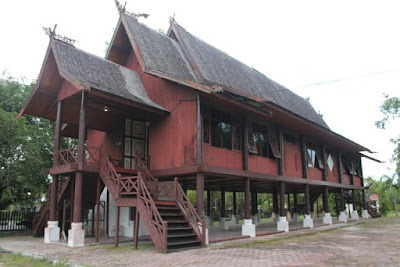 Rumah Adat Betang , Rumah Adat Kalimantan Tengah