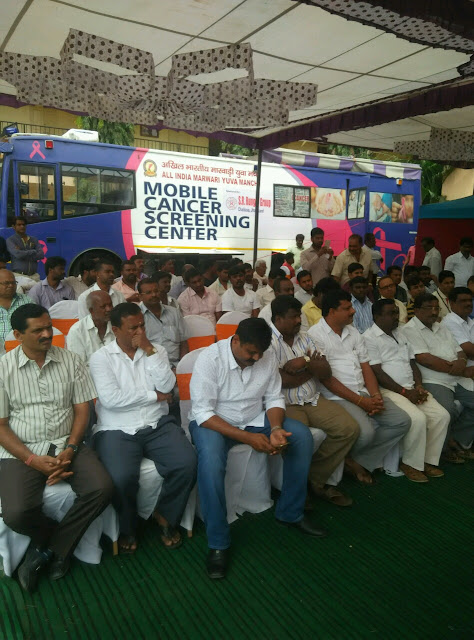 Marwari Yuva Manch Organizes Cancer Detection Camp in Jigani.