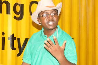Kheri James Atangazwa Mshindi Uenyekiti UVCCM