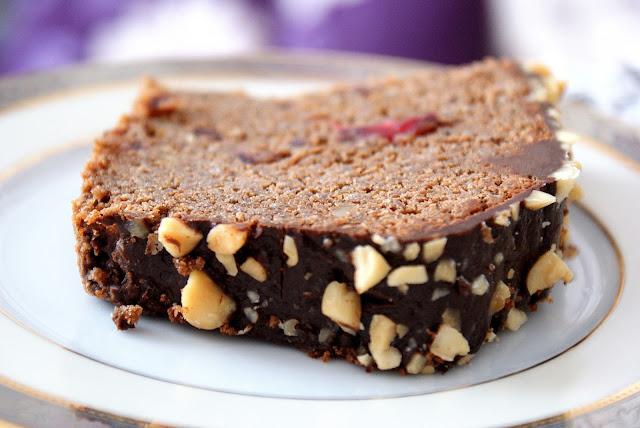 Paweł MAłecki,cukiernia lidla,mistrz cukiernictwa,ciasto z kaszy gryczanej, zdrowe ciasto,wegetariańskie wypieki,proste ciasto czekoladowe,