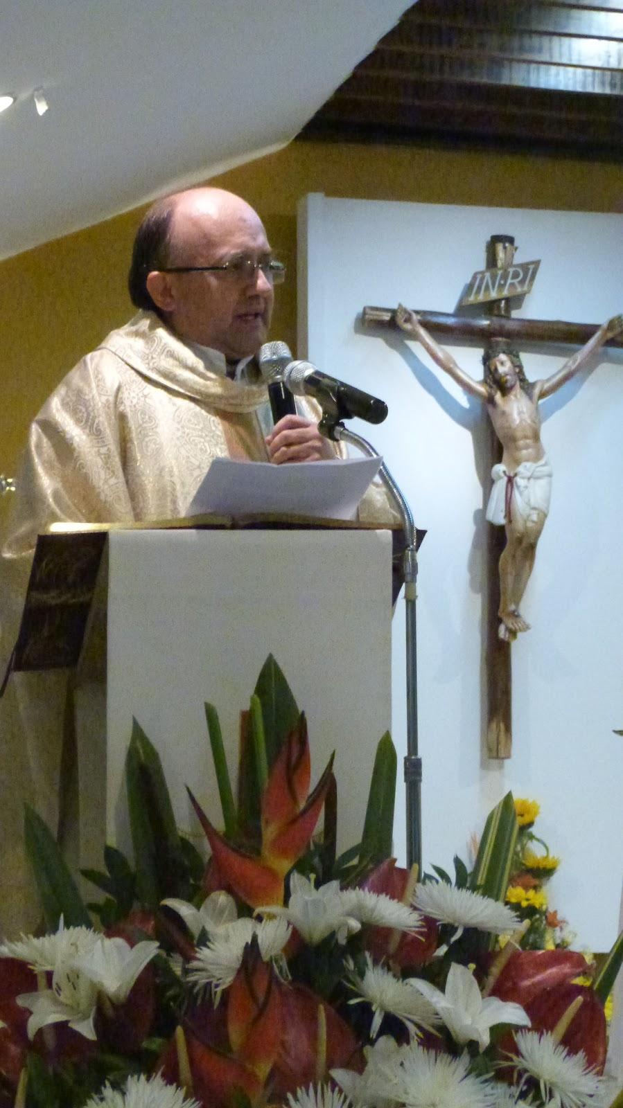P. Raúl Tellez, Superior Provincial