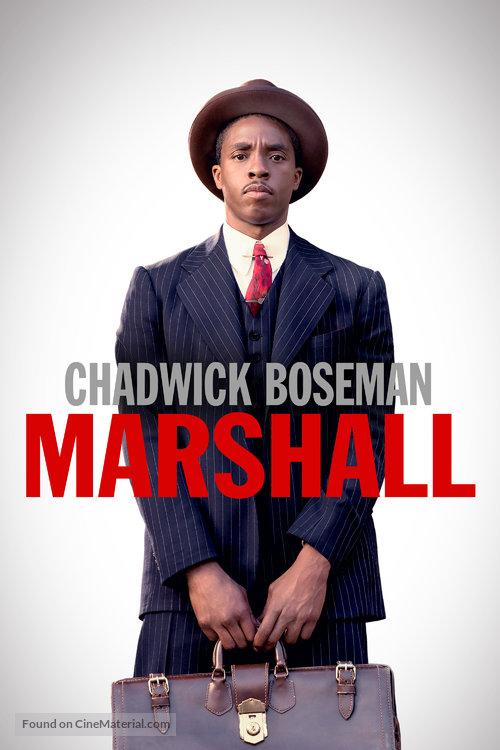 Marshall [2017] [DVDR] [NTSC] [Latino]
