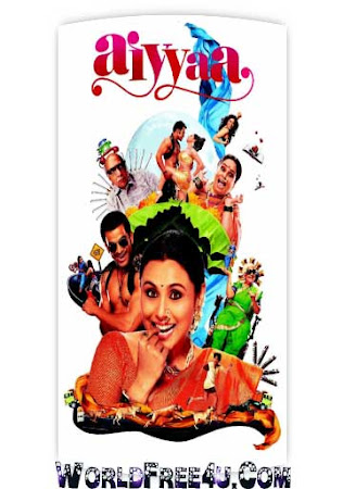Poster Of Hindi Movie Aiyyaa 2012 Full HD Movie Free Download 720P Watch Online
