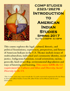 Comparative Studies 2323 Introduction to American Indian Studies Spring 2017 PDF.