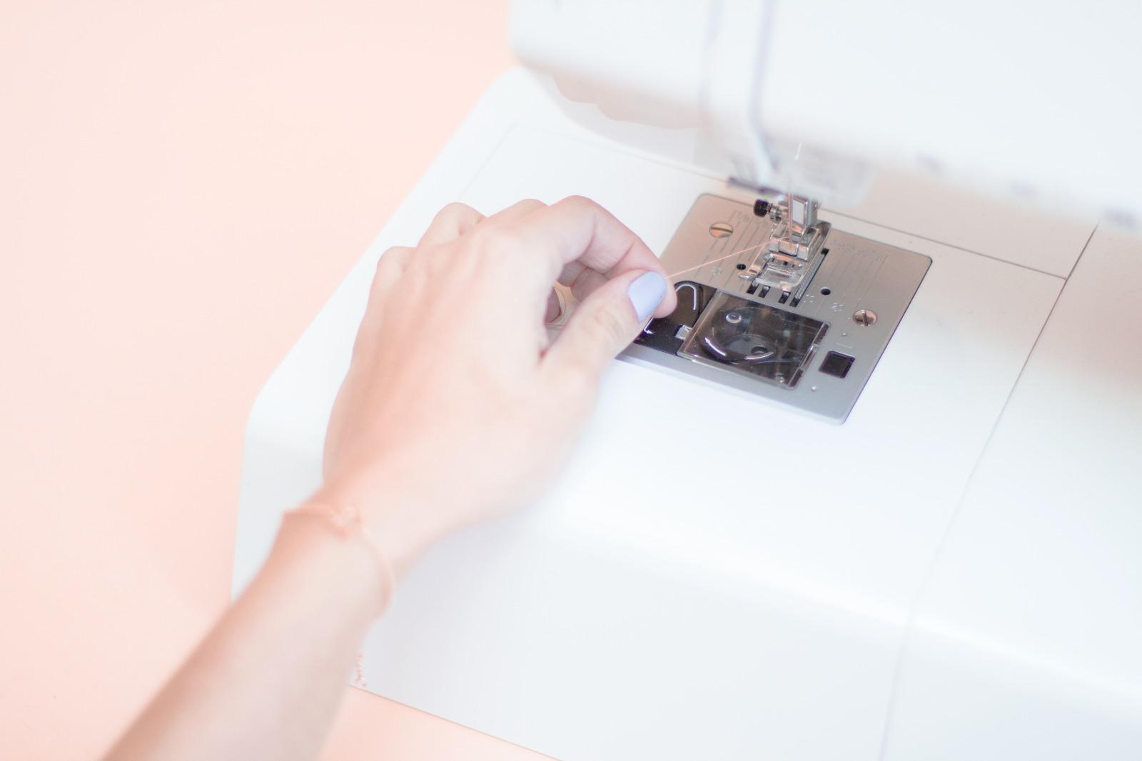 Aprende a coser paso a paso Cursos desde casa