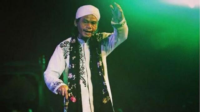 Innalillahi, Ustadz Cepot Meninggal Dunia