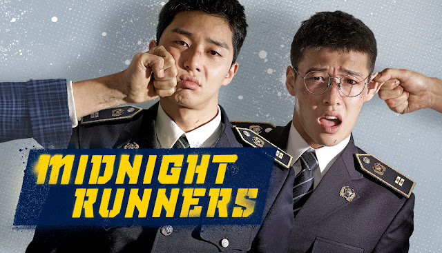 midnight runner (2017) movie review