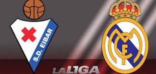 مشاهدة مباراة ريال مدريد وإيبار بث مباشر