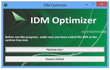 IDM Optimizeer Full Mediafire Patch Crack Download