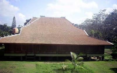 Contoh Desain Rumah Limas