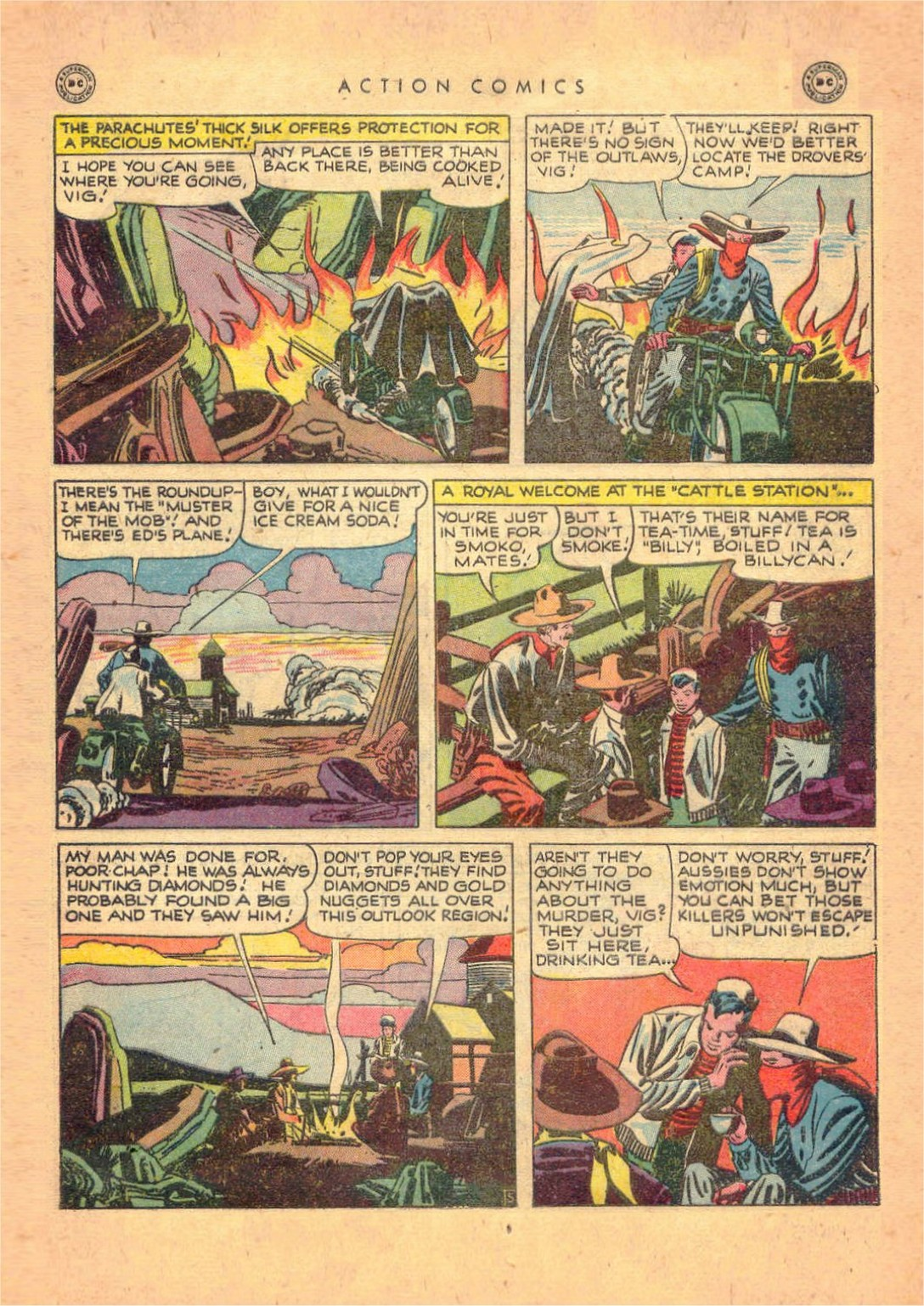 Read online Action Comics (1938) comic -  Issue #124 - 47