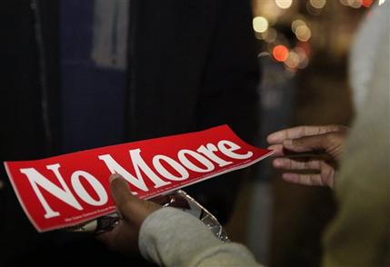 Alabama's Chief Justice Faces Possible Ejection over Gay Marriage Resistance
