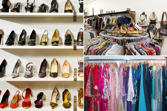 Travel new york thrifting 5 consignment stores to for High end consignment shops