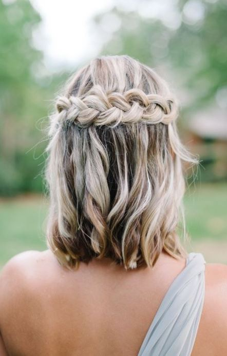 Bridesmaid Hairstyle Your Friends Will Actually Love
