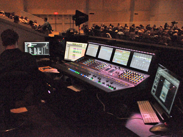 avid S6L, house of worship, church AV, Calvary Community Church