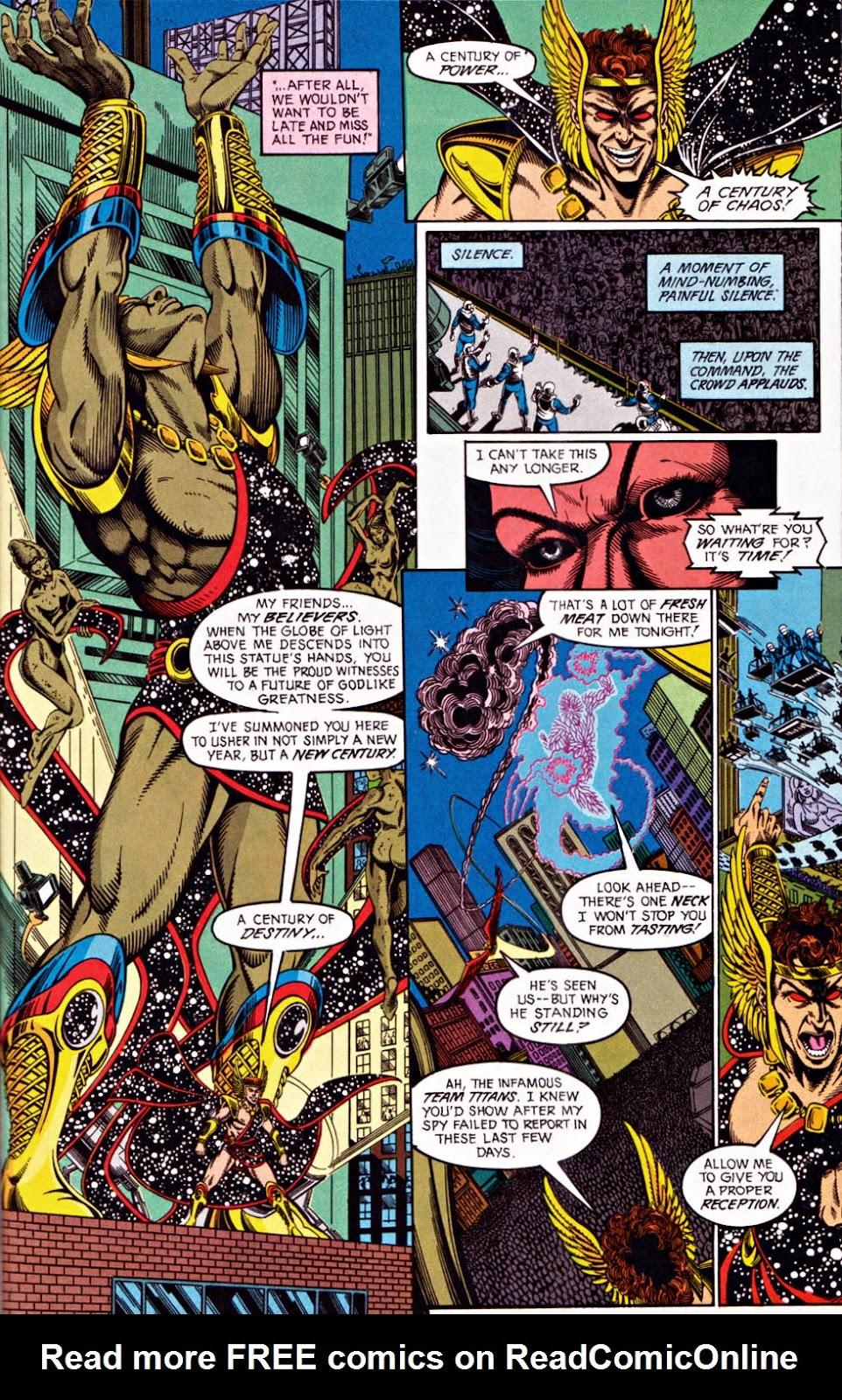 Read online Team Titans comic -  Issue #1e - 14