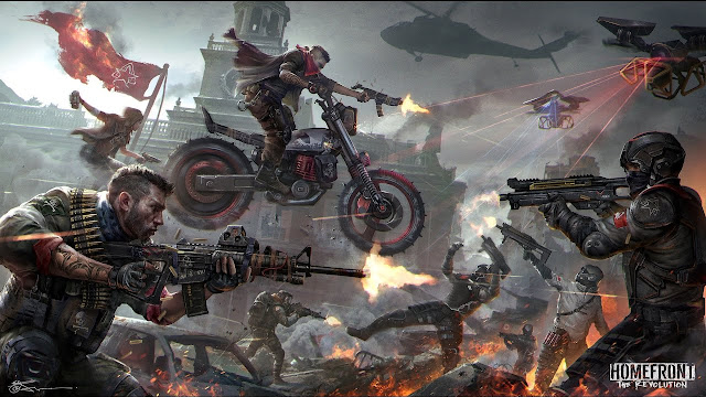 Homefront, The Revolution - Image Jeremy Chong