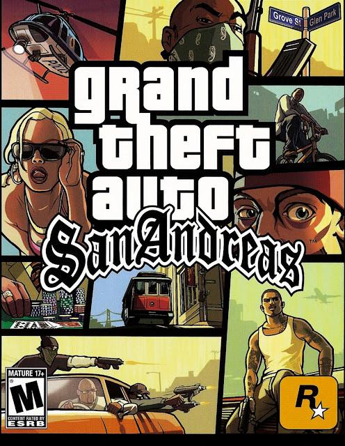 Detonado - GTA San Andreas