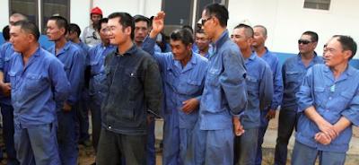 Penyebab Membeludaknya Pekerja China Ilegal