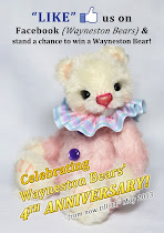 Wayneston Bears 4th Anniversary Blog Give-away
