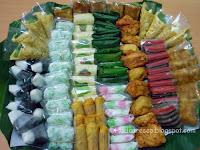 54 Resep Hidangan Arisan dan Menu Isian Snack Box Murah Meriah