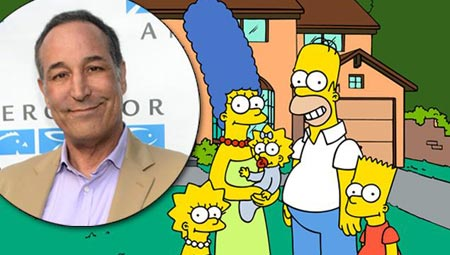 simpsons-sam-simons Sam Simon amante de los animales cancer Simpson ShurKonrad