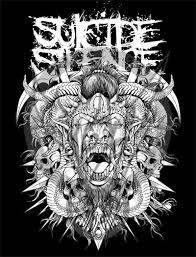 est 6661: suicide silence logo