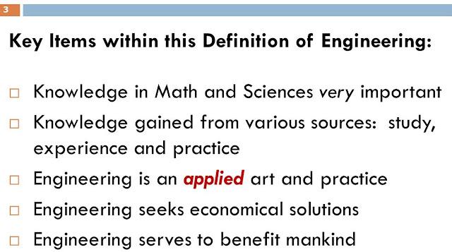 EN1201: Engineering Majors