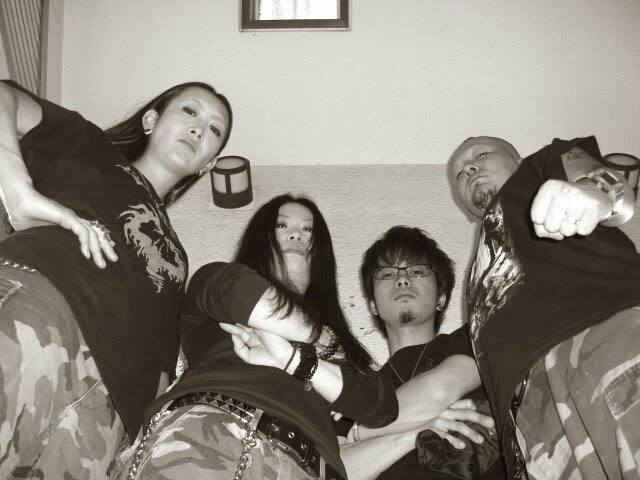 Interview with Sarugutuwa, Brutal Death Metal Band form Japan