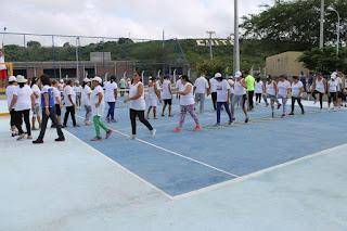 Complexo Esportivo do campus de Cuité da UFCG completa 1 ano