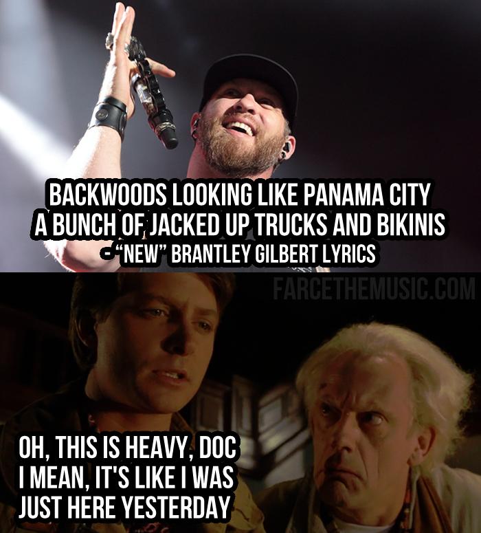 Farce the Music: Monday Morning Memes: George Strait, Brantley ...