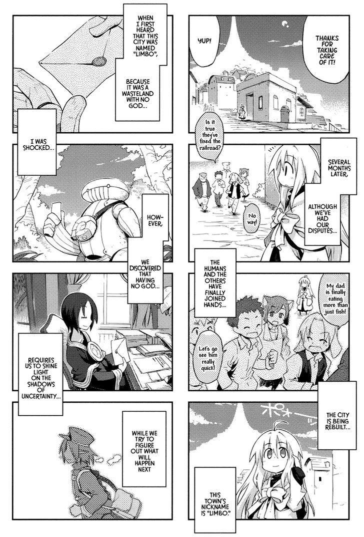 Kyoukai Senjou no Rinbo - Chapter 27