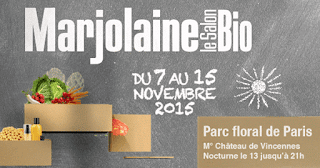 Salon Marjolaine 2015