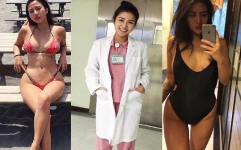 ये है दुनिया की सबसे हॉट नर्स, देखते ही मरीज भी हो जाते हैं स्वस्थ