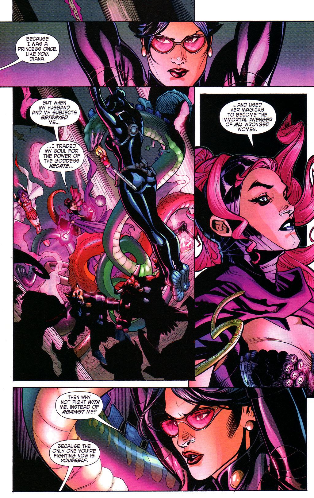 Read online Wonder Woman (2006) comic -  Issue #3 - 19