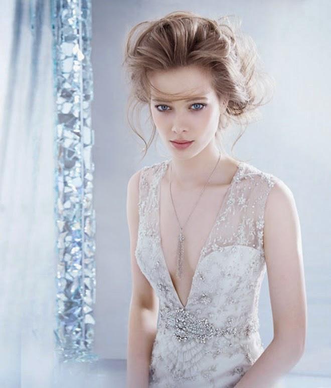Lazaro Fall 2014 Wedding Dresses: Lazaro Fall 2014 Bridal Collection
