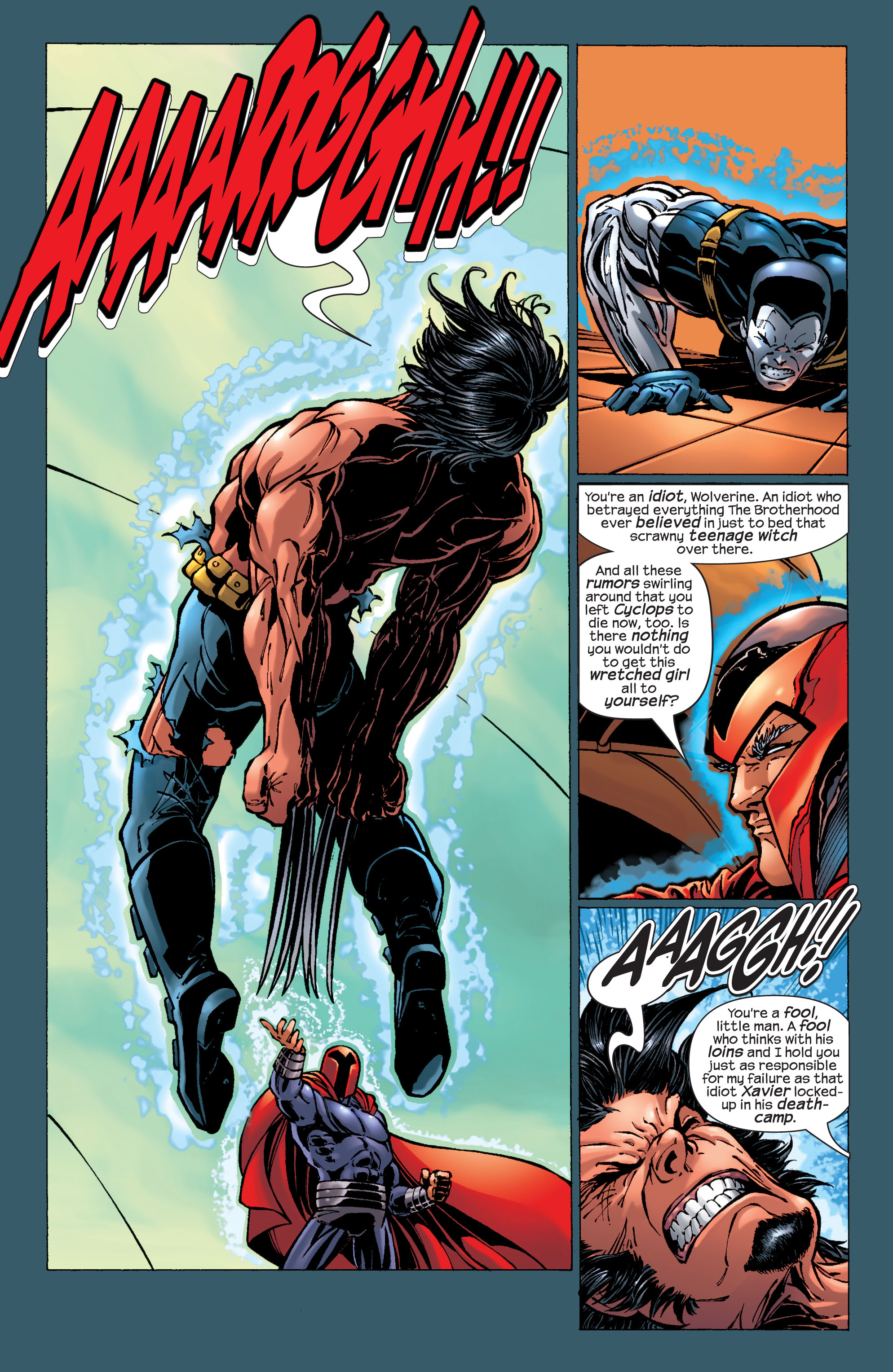 Read online Ultimate X-Men comic -  Issue #31 - 7
