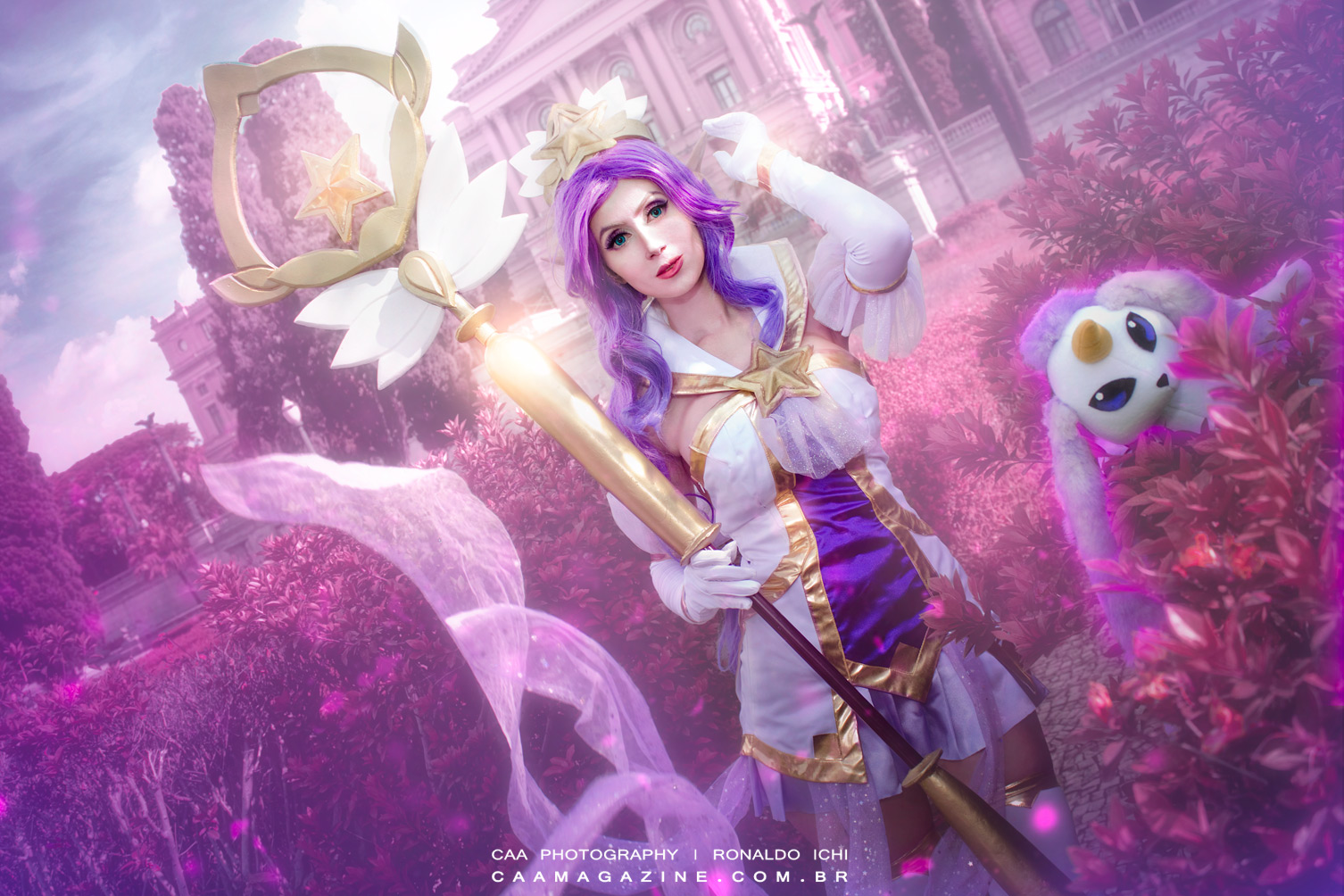 Star Guardian Janna | LEAGUE OF LEGENDS cos Adami Langley