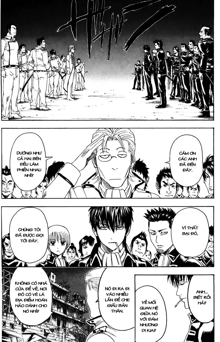 Gintama Chap 367 page 11 - Truyentranhaz.net