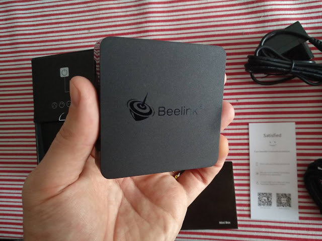 Beelink GT1 Mini TV Box
