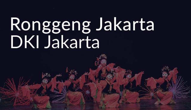 Lirik Lagu Ronggeng Jakarta